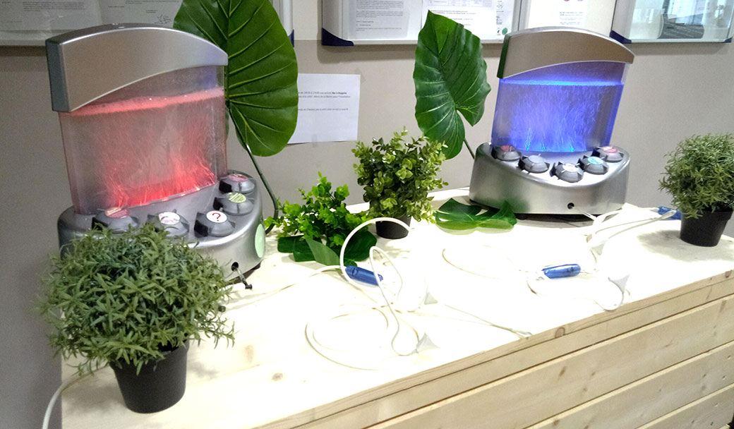 Aniamtion bar à oxygène en entreprise - Pass-Zen Event