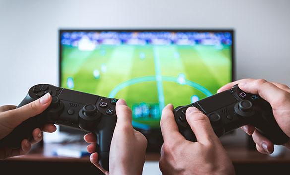 Animation digitale en entreprise et e-sport avec des jeux connectés Kinect - Pass-Zen Event