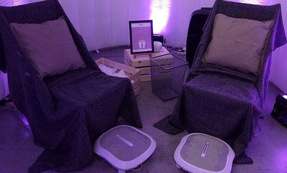 Aménager un espace 5 sens en entreprise avec Pass-Zen Event, espace détente entreprise