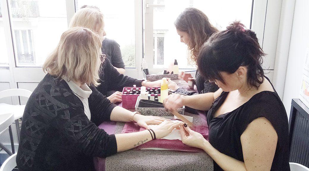 Atelier beauté en entreprise et animations beauté pour votre événement d'entreprise avec Pass-Zen Event